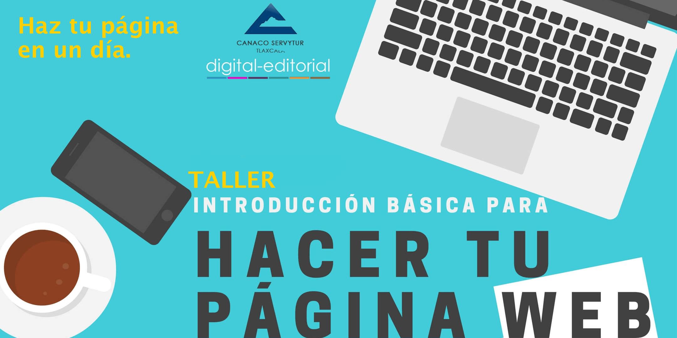 Taller de Páginas Web en Tlaxcala