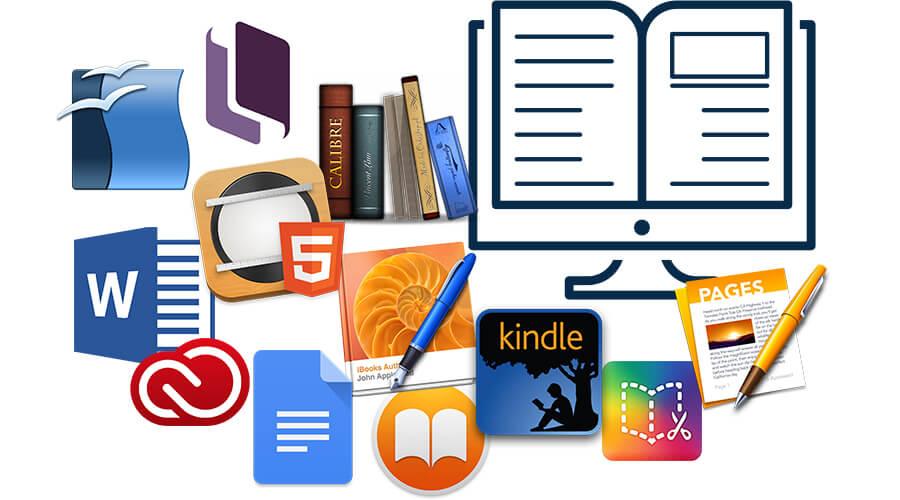 Herramientas para hacer un libro digital