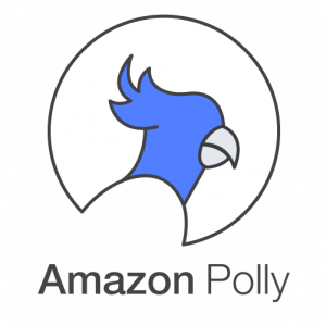 Logo de Amazon Polly