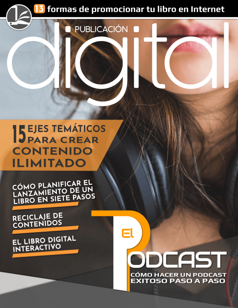 Portada de la Revista Digital edición Podcast