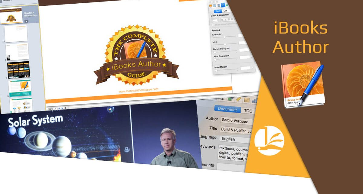 iBooks Author, the best ebook authoring software