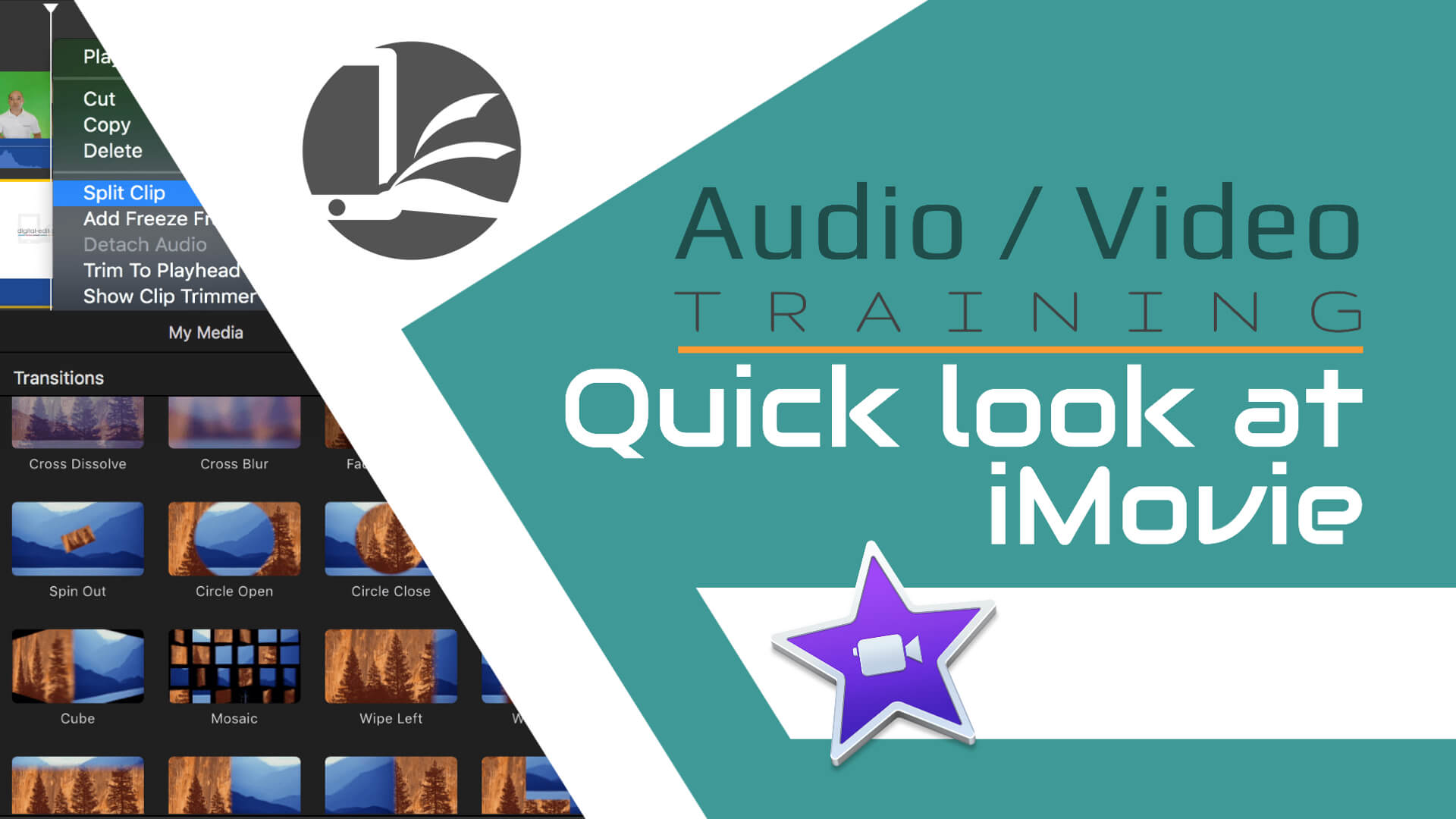 Quick look at iMovie