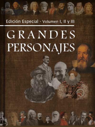 Grandes Personajes Edición Especial